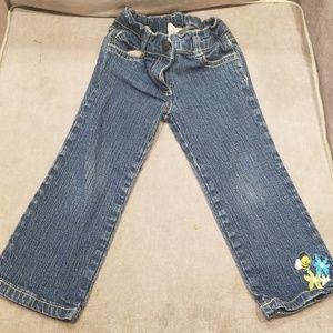 Little jeans!
